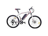 New Electric cycle in excellent condition.