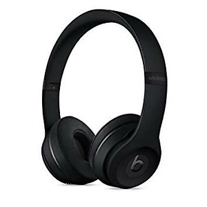 Beats Solo 3 Wireless Black SEALED BRAND NEW