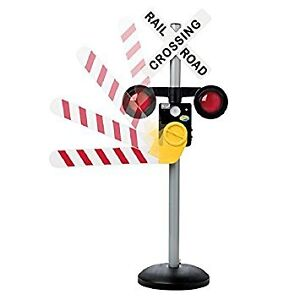 Motion Activated Railroad Crossing