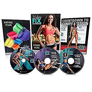 21 Day Fix Regular with guides and calendars