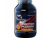 Protein Pudding Musculi 50 x 40g Servings!! (2kg)