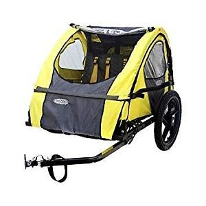 2-Seat Bicycle Trailer
