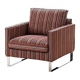 2 x Ikea Armchairs