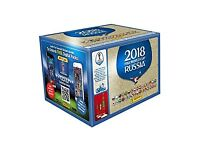 Panini Fifa worls cup 2018 stickers
