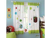 Gruffalo curtains