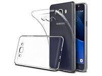 Samsung j5 clear case