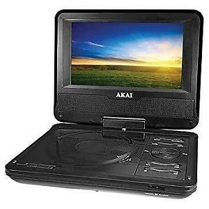 "AKAI 7"" PORTABLE DVD PLAYER $39.99 &  7"" DUAL SCREEN DVD PLAYERS $59.99 AND MUCH MORE **NO TAX"