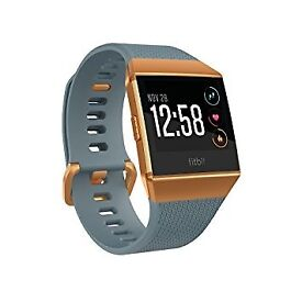 Fitbit Ionic - Brand New and Sealed with Limited Edition Strap