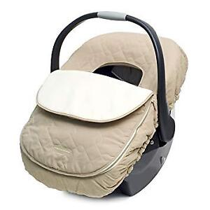 EUC - Jolly Jumper Cole Infant Car Seat Cover (winter)