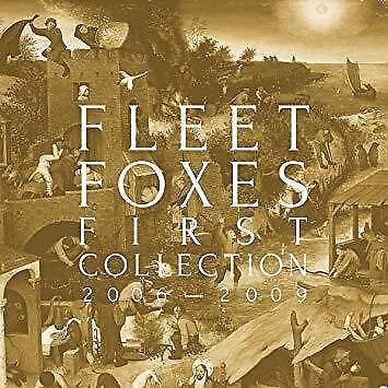 "Fleet Foxes - First Collection: 2006-2009 (NEW 12""+3x10"" VINYL)"