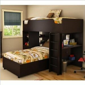 South shore bunk bed combo $600 obo