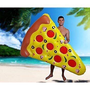 Pizza slice inflatable liloin St Neots, CambridgeshireGumtree - Pizza slice lilo Used no box Great fun for pool or taking on holiday