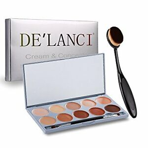 DE'LANCI 35 Color Waterproof Eyeshadow Makeup Palette