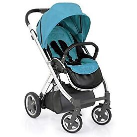 Oyster pushchair, carrycot and car seat adapters. CAN POST FOR £15 more