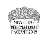 MISS CURVE INTERNATIONAL PAGEANT 2018
