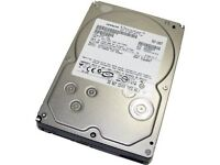 1TB hitachi sata 3 hard drive..
