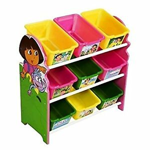 Dora toy organizer