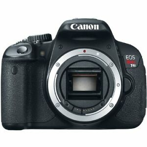 Canon Rebel T4i body only
