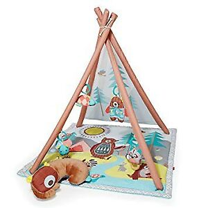 Baby Gym Woodland Theme