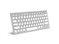 BRAND NEW WIRELESS KEYBOARD with batteries, compact bluetooth keyboard, for iOS, iPad, Mac, Windows