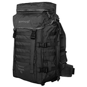 Karrimor SF Predator TECMAC 50 Rucksack / Backpack - Black (As new) Ascot Vale Moonee Valley Preview