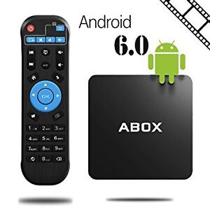 quality android box loaded with movies and tv show and much more