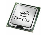Intel Core 2 Duo CPU