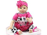 Reborn baby doll (second hand)