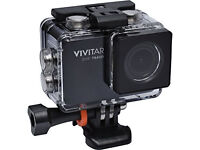 WiFi enabled Compact HD Action Cam Camcorder Camera Sports Waterproof Case Vivitar NOT GOPRO
