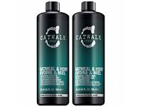 TGI CATWALK SHAMPOO AND CONDITIONER 750MLS EACH