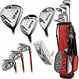 Ping Moxie Junior Golf Set