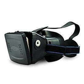 Virtual reality glasses VR headset and Bluetooth remote