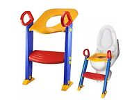 Step Ladder Potty training seat- Excellent condition