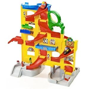 Little People® Wheelie Stand 'n Play Rampway