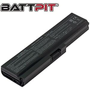Battpit™ Laptop / Notebook Battery Replacement for Toshiba