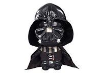 """NEW BOXED Darth Vader Star Wars Talking Darth Vader 15"""" plush doll WITH TAGS"""