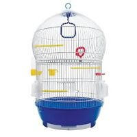 All-inclusive royal blue bird cage from Living World NEVER USED