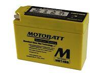 MotoBatt Battery MBT4BB (Motorcycle Battery)