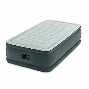 Dura-Beam Twin Air Mattress by INTEX (never been used!)