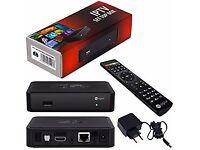 BRAND NEW / SEALED✮MAG HD IPTV✮NOT A SAT BOX-NO DISH NEEDED+12 MTHS-SMART TV/OPENBOX/ZGEMMA