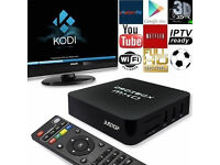 Android box installation Kodi with the best setup!!
