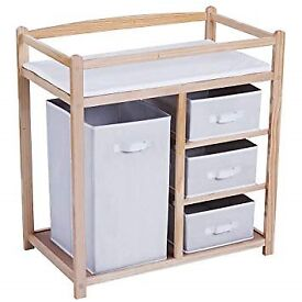baby changing table