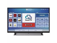 toshiba 40d3553 led smart with wifi build in