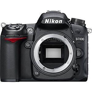 Caméra D7000 Nikon