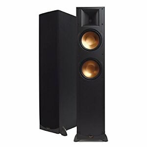 Klipsch Reference Tower Speaker (RF800B) - Black - Single