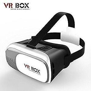 VR BOX 2.0 Virtual Reality 3D Glasses for 3.5 - 6.0 inch Smartphone