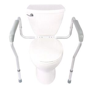 Toilet safety system( toilet not included )