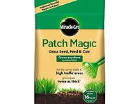 Patch magic- grass seed