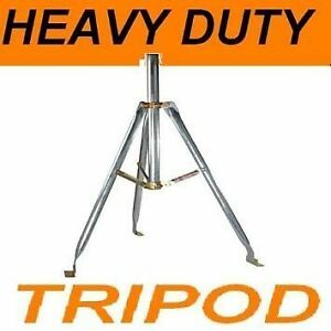 Tripod Good for Bell Or Shaw Satellite dish Tri pod. In stock!