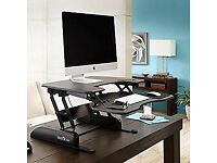Varidesk Height Adjustable Standing Desk - NEARLY 50% OFF!!!